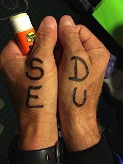 SEDU – Slow Down, Eat, Drink, Unweight