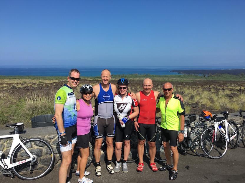 Hawai'i Triathlon Camp 2019
