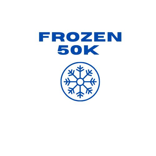 Frozen 50K